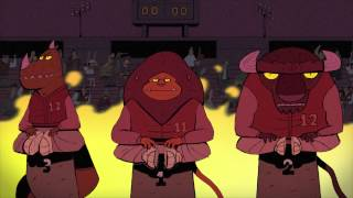 distance animation short film 2012 gobelins