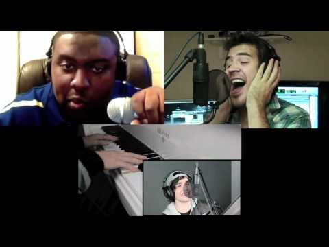 Bruno Mars- Grenade (TheBeatboxHitman, Chester See, Andy Lange Cover)