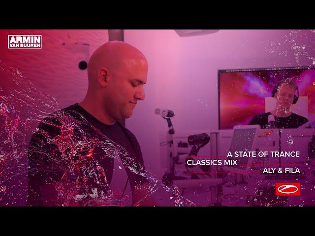 A State Of Trance Classics - Mix 002: Aly & Fila