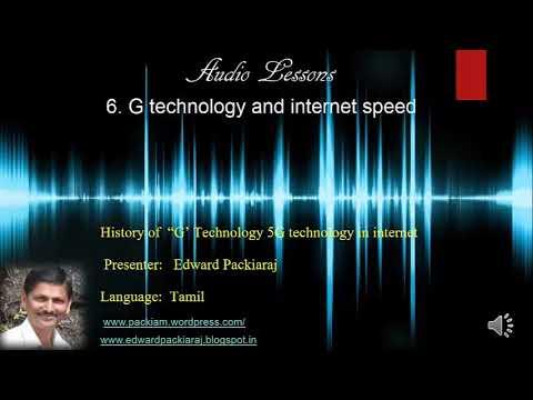 6 G technology in internet speed