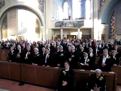 Video 5 - Communion Video- Sisters of the Order of St. Basil the Great Centennial