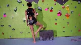 Climbing.Lesson №3. Скалолазание.Урок №3