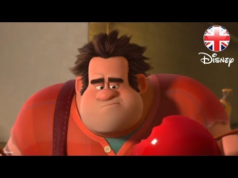 Wreck-It Ralph New Trailer -- Official Disney Movie | HD