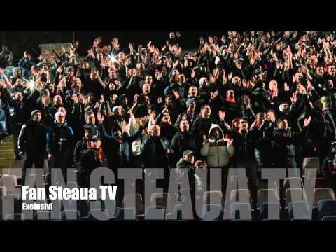 Exclusiv La Fan Steaua TV! Galeria Stelei Cu O Zi Inainte De Derby! Show Senzational!