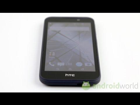 HTC Desire 320, unboxing in italiano
