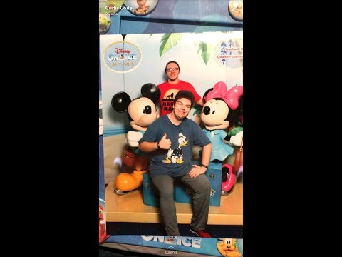 Disney On Ice presents Dare To Dream and A Day in Cleveland with Curtis and Jesse! 1.11.18
