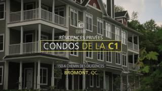 Condo de Luxe de la C1 à Bromont