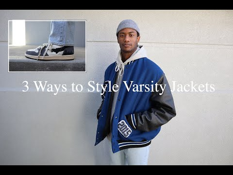 3 Ways to Style Varsity Jackets | Americana Fashion 101 | Vintage Jackets & Levi's