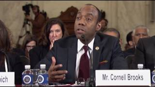 Speaking with Cornell Brooks, President of the NAACP, on the Importance of the VRA