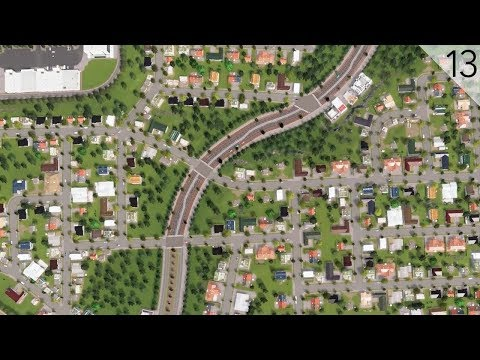 Cities: Skylines - City Suburbs Buildout and Industrial Expansion (City Build Episode 13)