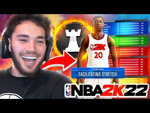 Adin Ross Official NBA 2K22 Current-Gen DEMI-GOD BUILD! Best Build in NBA2K22! *EARLY ACCESS*