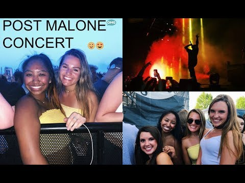 I TOUCHED POST MALONE   ALLY SPEAKS