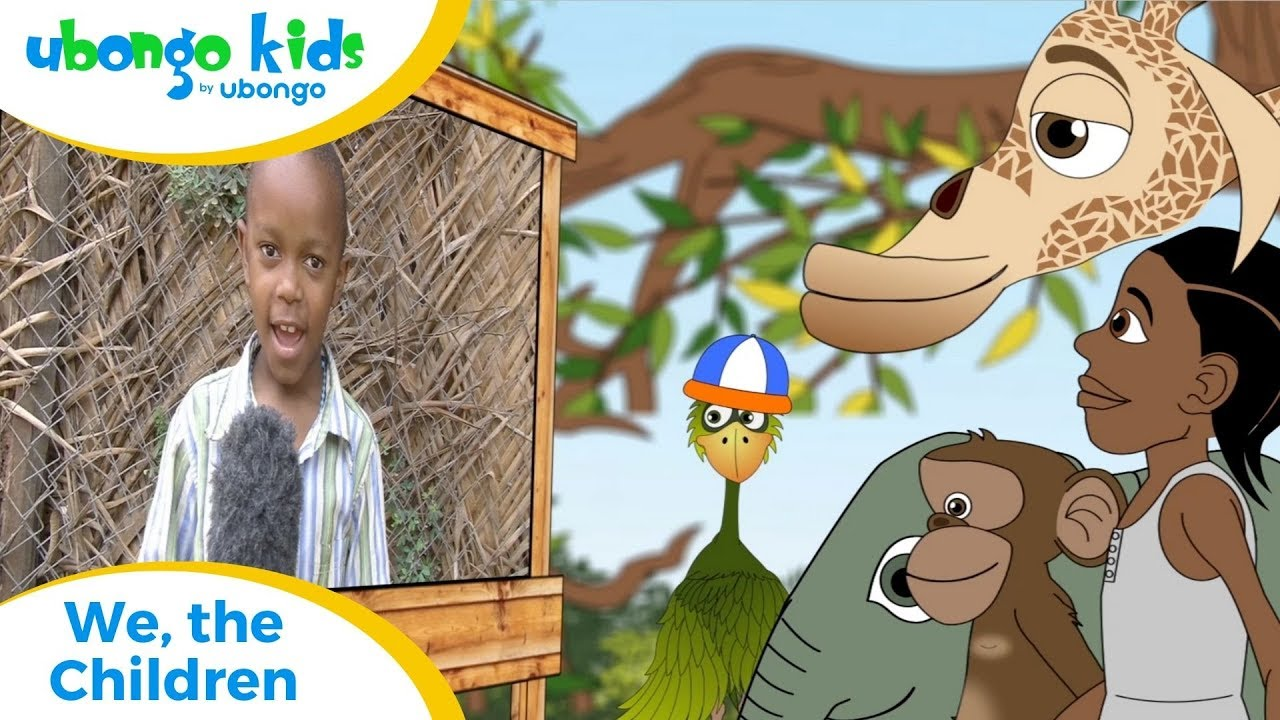Full Episode #18: We, the Children | Ubongo Kids | Educational Cartoons from Africa