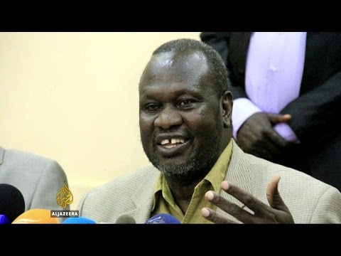 South Sudan's Riek Machar: Peace deal is collapsing