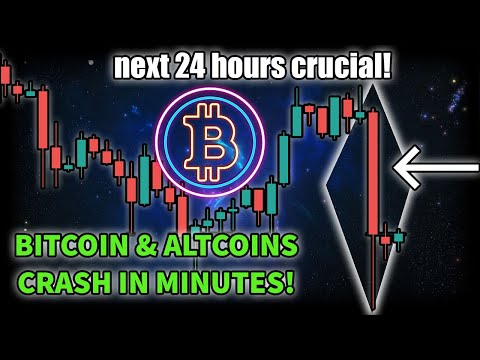 BITCOIN PRICE CRASHES! HERE IS WHAT THIS MEANS FOR BTC BULLS