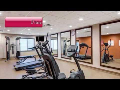 Comfort Suites Bridgeport - Clarksburg Bridgeport WV 26330