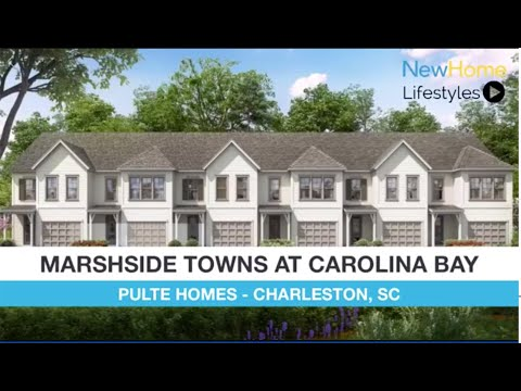New Home Lifestyles - Marshside Towns At Carolina Bay By Pulte Homes