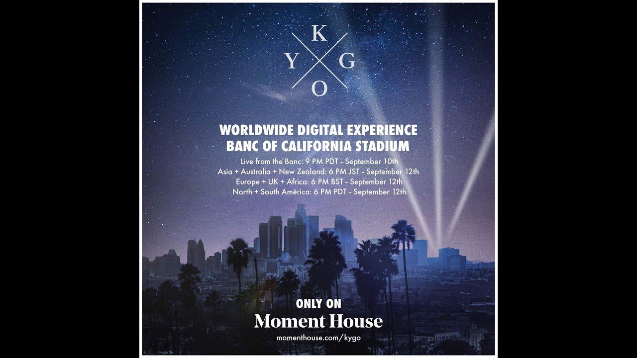 Kygo  Live from Banc of California Stadium Full Concert