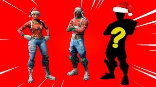 LAST DAY OF FESTIVE SKINS? 14.01.19 Fortnite Bataille Royale