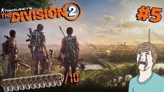 Tom Clancy's The Division 2 Beta: Скилловик + мнение #5