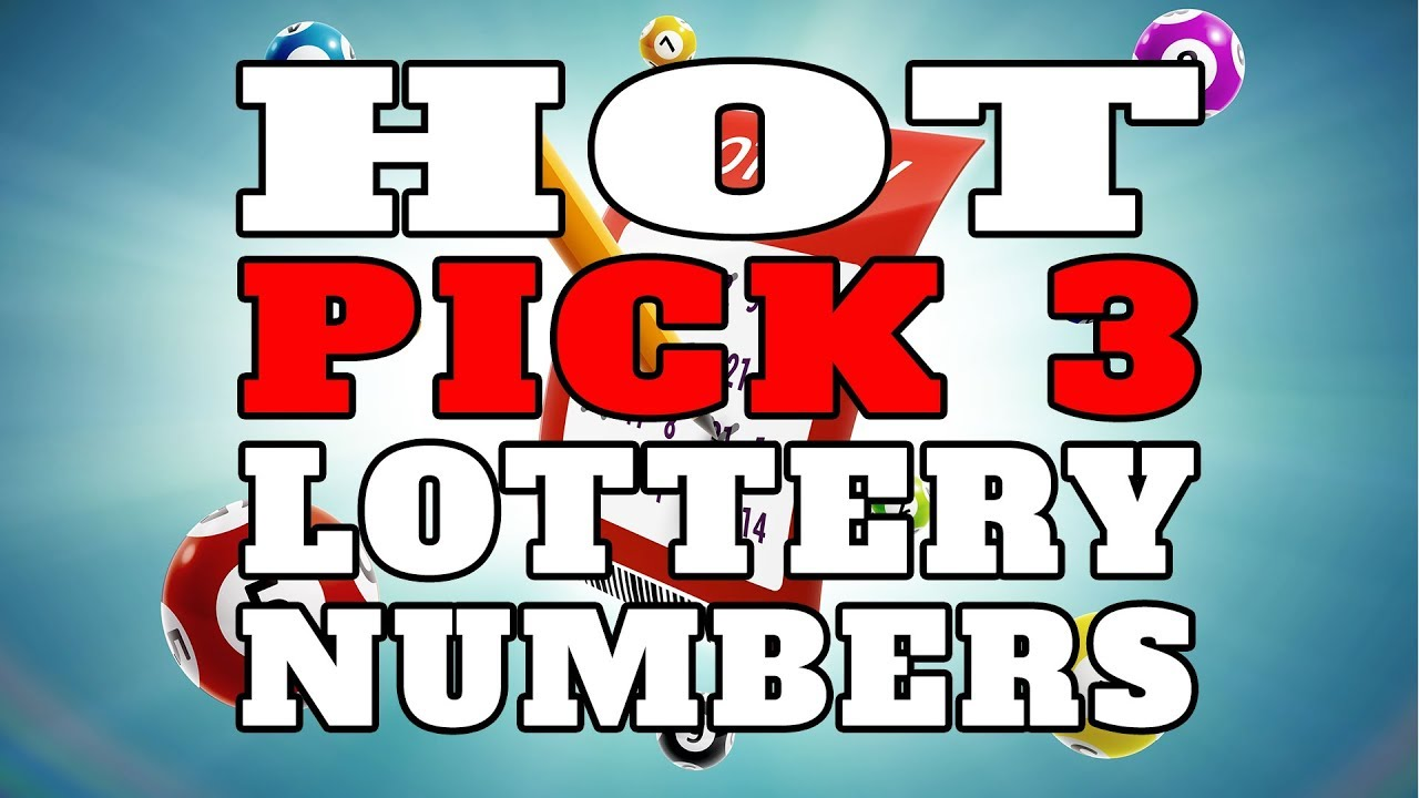 This Pick 3 Lottery Strategy Has Some Hot Numbers Youtube