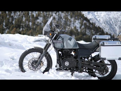 Himalayan ABS - LAUNCHED   Royal Enfield