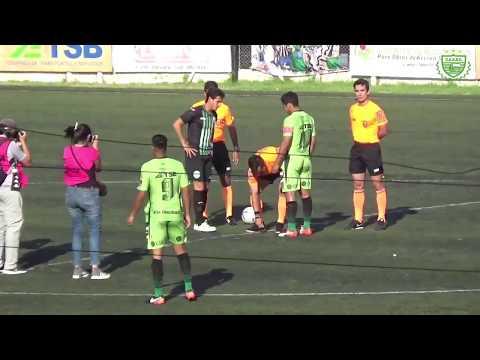 Fútbol en vivo: Cipolletti vs. Camioneros