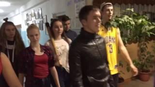Видеоролик на посвящение от 10 А и Б классов