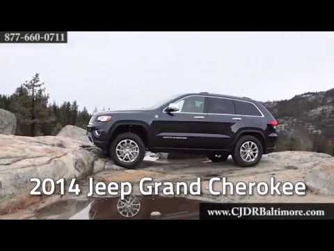2014 Jeep Grand Cherokee Safety Bel Air MD