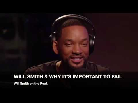 Will Smith & Why It's Important to Fail