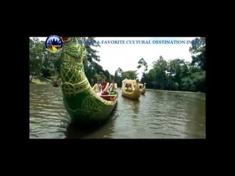 CAMBODIA HYMN FOR CULTURAL TOURISM - EUROPEAN TOURISM ACADEMY