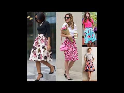 Модные юбки весна, лето, осень 2020