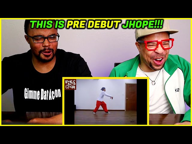 Watch Our REACTION to BTS JHOPE Predebut Videos!!