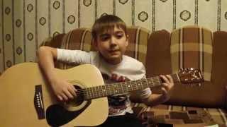 Песня: Здравствуй мама в исполнении ребёнка!