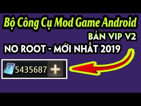 phần mềm hack game online trên android - Chia sẻ bộ công cụ hỗ trợ MOD và Hack Game trên Android không cần ROOT - Update mới nhất 2019