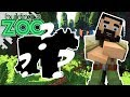 I'm Building A Zoo In Minecraft! - Surprise Exhibit And New Mod! - EP08