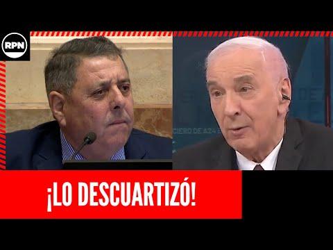 Mauro Viale lo mandó a estudiar a de De Angeli