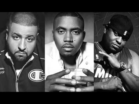 DJ Khaled ft. Nas, Scarface & DJ Premier -- Hip Hop
