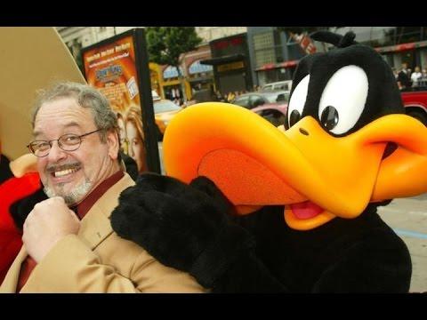 Esto es todo amigos: murió la voz de Bugs Bunny y el Pato Lucas