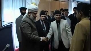 Visit to Sweden in 2005 by Hadhrat Mirza Masroor Ahmad, Khalifatul Masih V (aba)