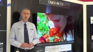 LG E6V Series Ultra HD 4K OLED 3D TV - OLED65E6V, OLED55E6V