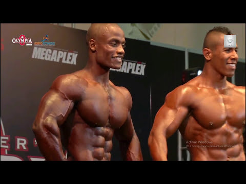 Mr Olympia Amateur /Chala CAMPEON MUCULAR MEN PHYSIQUE (Guerrero Physique, Daniel Roman)