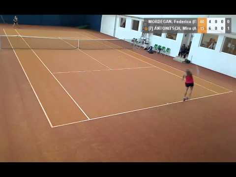 Sport Hotel Kurz Junior Classic Final Mordegan vs Antonitsch