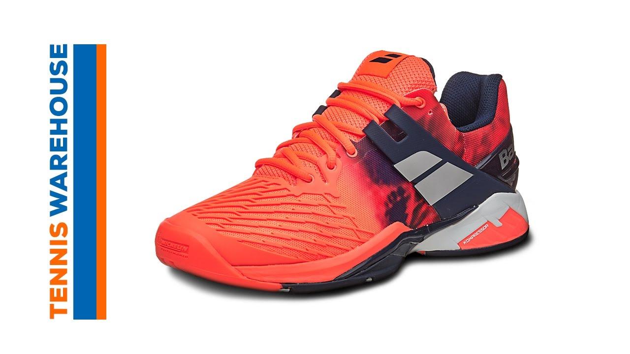 Babolat Tennis Shoes >> Babolat Propulse Fury Men S Shoe Review