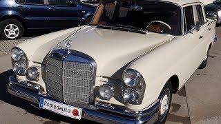 Mercedes Benz 220S Colas W110 1965