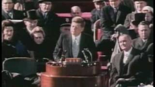 "President John F. Kennedy Inaugural Address ""Ask Not What Your Country Can Do For You"""