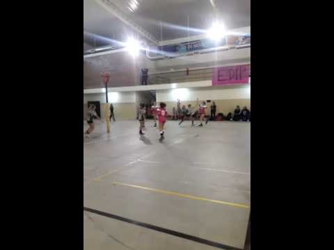 Cestoball Sub 17: Gol de Cultural Argentino vs Sitas