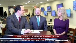 Is Donald Trump's Live TV Show on Facebook A Look Into His Future Media Network?