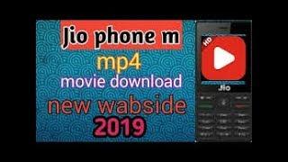 Jio phone mp4 movie download  link description