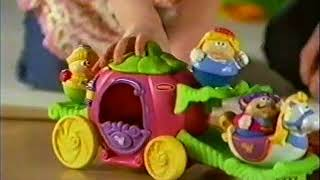 Nick Jr. Commercials (10/05/2006) (partial)